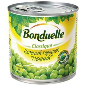 Горошек Bonduelle
