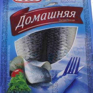 Сельдь VICI  филе Домашняя 250гр.