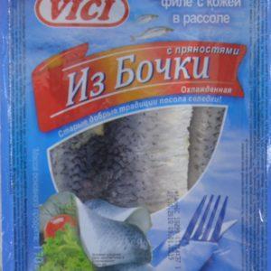 Сельдь Vici филе Из Бочки 250гр.