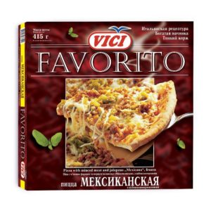 Пицца Мексикансакая