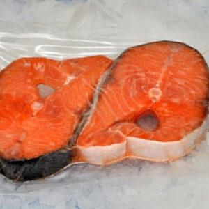Стейк форели Океанической (в вакумной упаковке)