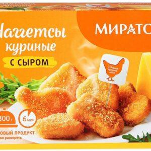 """Наггетсы Куриные """"КЛАСИЧЕСКИЕ"""" 300гр, МИРАТОРГ"""