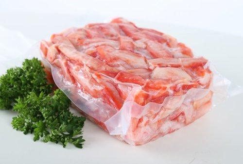 Мясо краба салатное
