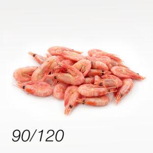 Креветки 90/120 пивные